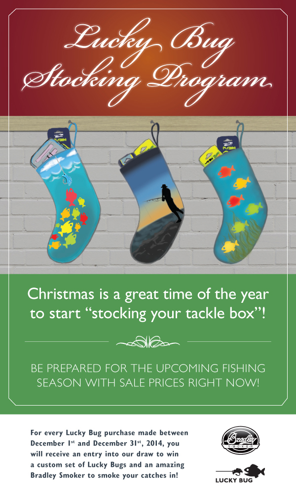 Lucky Bug Stocking Program