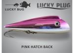 pink hatchback