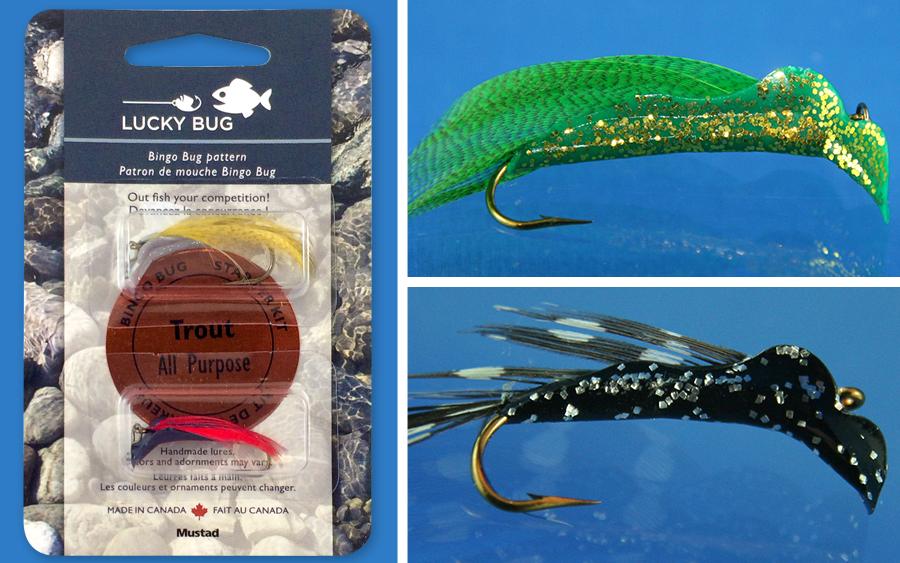 #8 Bingo Bug 2-Pack - Crappies/Panfish