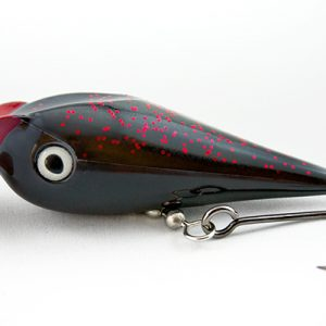 Lucky Bug Lures Fusion Lure Red Reaper
