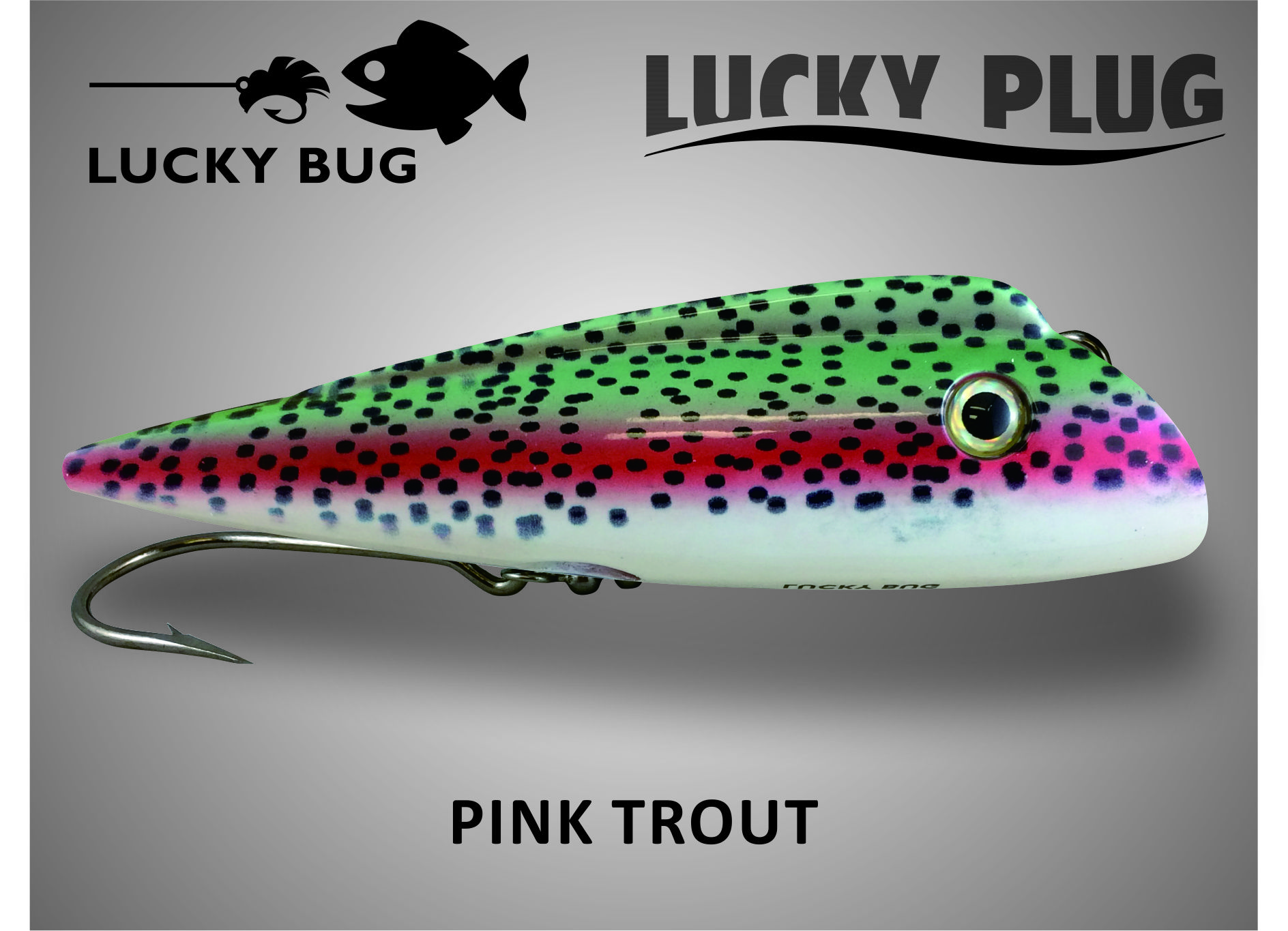 Pink Trout (Small)